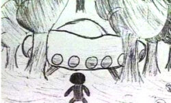 Children in Zimbabwe see an UFO (ufoevidence.org)