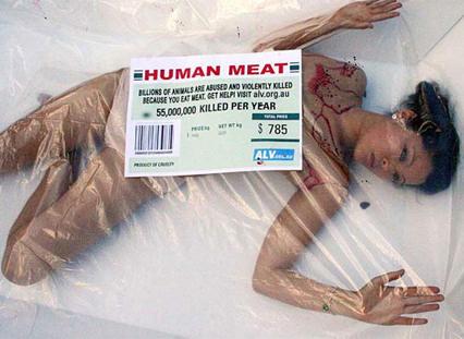 Das große (Fleisch)Fressen