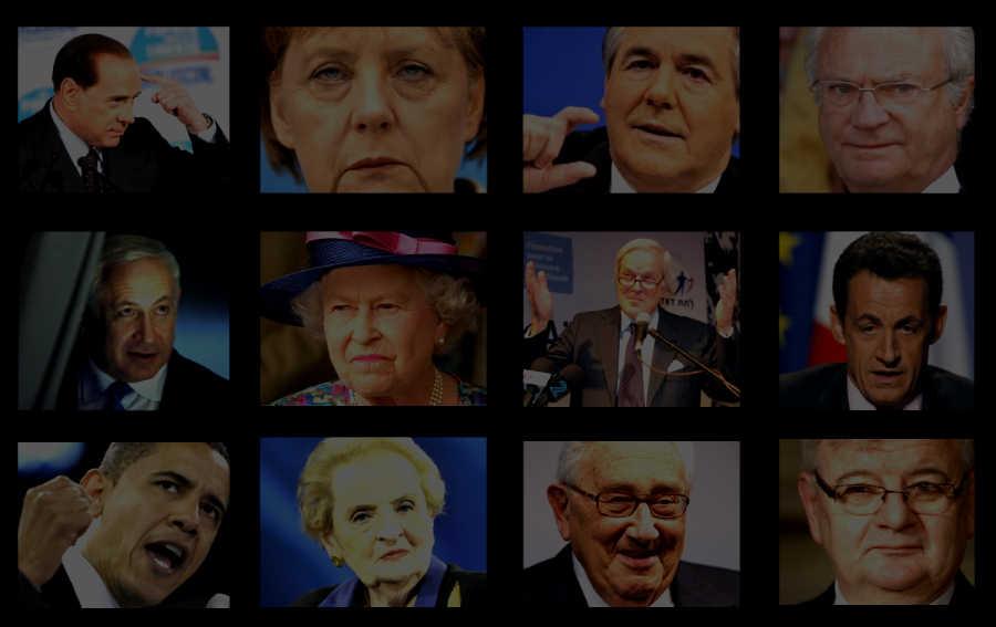 Die Schattenregierung