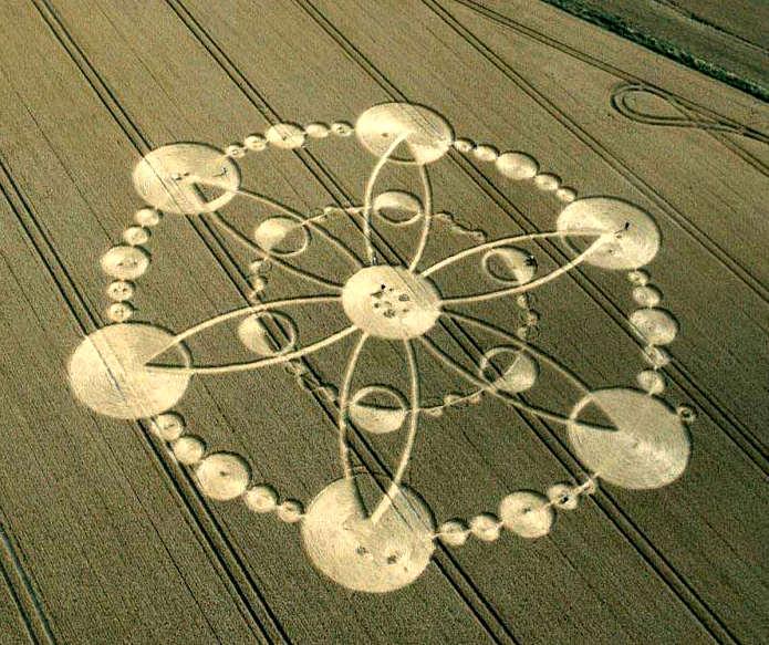 Kornkreise – Tore von anderen Dimensionen?