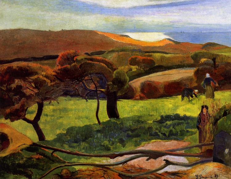 Gauguin Bretagne