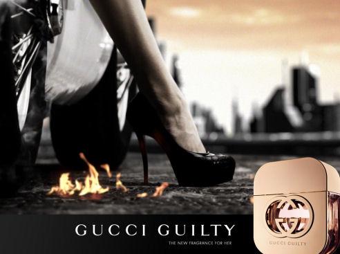 Gucci Guilty - Der Satan schwingt seine Hufe aus dem Auto