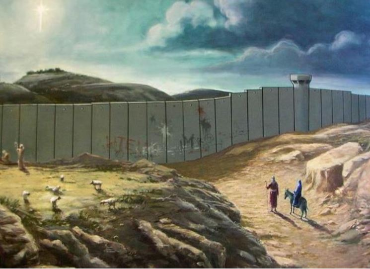 The Wall of Betlehem (Banksy)