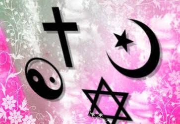 A propos Religionen…